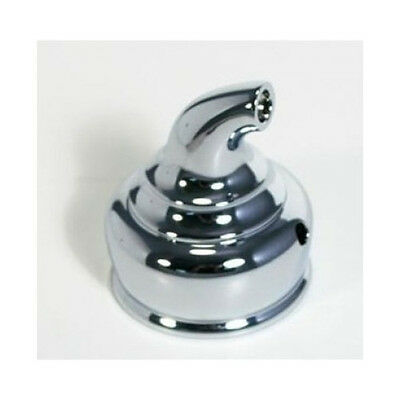 Moen Monticello Handle Hub with Adaptor for Monticello Posi-Temp Handle Chrome