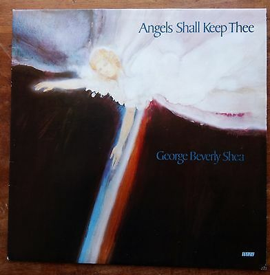 George Beverly Shea - Angels Shall Keep Thee (1976 LP WST 9564) Xian