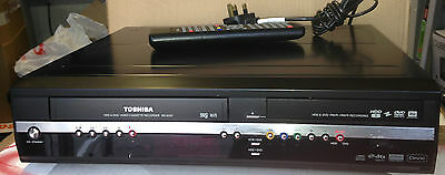 Toshiba RD-XV47-K-TB DVDr / HDDr / VCR combo *Transfer VHS tapes to DVD*