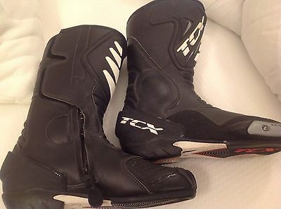 Mens & Women's Motorcycle TCX Boots Size 8