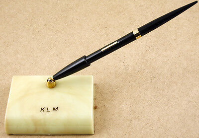 Germany KLM Vintage Fountain Pen Made in USA with Holder