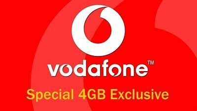 Coupon Vodafone Special 1000min+4GB per H3G