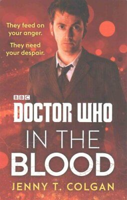 Doctor Who: In the Blood by Jenny T. Colgan (Paperback, 2017)