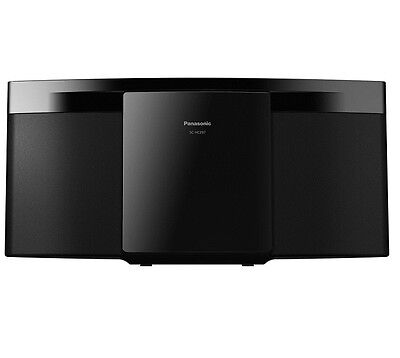 Panasonic Sc-Hc297 Dab Stereo System 20W Cd Player Wireless Bluetooth Nfc Usb