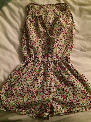 Next Girl's Play Suit Size 6years