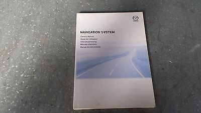 RX8 231 192 Sat Nav Owners Manual English  Espanol French