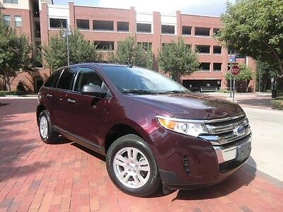 2011 Ford Edge SE Sport Utility 4-Door 2011 FORD EDGE SE . 1 OWNER TEXAS CAR . 30K MILES . CLEAN
