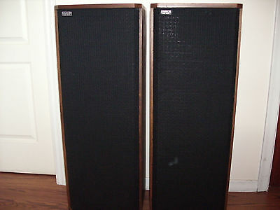 A Pair Of Vintage Celestion 66 Studio Monitors Speakers Free Shipping