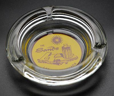 Casino Ashtray - Sands Hotel Las Vegas Nevada Collectors Item FREE SHIPPING