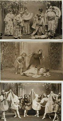 3 RP  Cards of Clement's Entertainers - Skegness/Mablethorpe