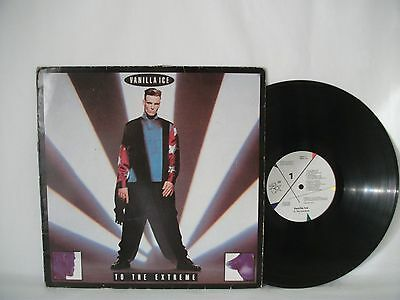 Vanilla Ice - To The Extreme  1990 A1/b1 Sbk Records Lp