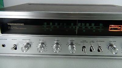 Magnasonic DCX-2600L Very Rare Vintage Stereo Tuner Ampliffier