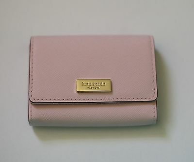 Kate Spade Large Holly NEWBURY Lane Business Card Credit Card Case Holder NWT