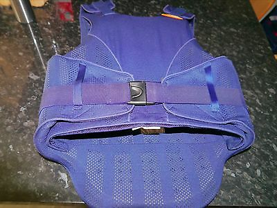 Horse riding body protector AiroWear  CXL Regular - Level 3 Immaculate condition