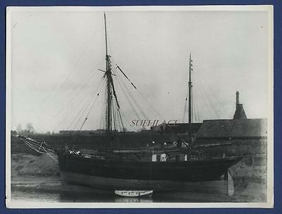West Country Ketch New Design No 2 Carver Bridgwater Sail