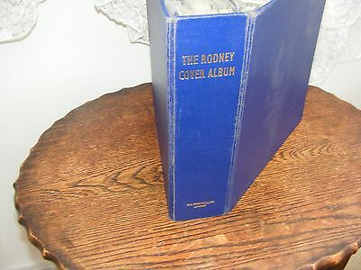 The Rodney Cover 2 Peg Album With 35 Pages 4 Selections Per Page Two Sides