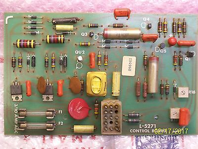 Lincoln Pc Circuit Board L5271 , L-5271