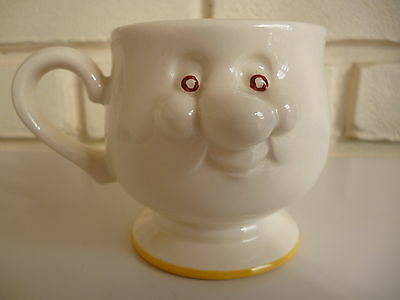 Carlton Ware Happy Face Drinking Cup The Mustard Shop (Re:1)
