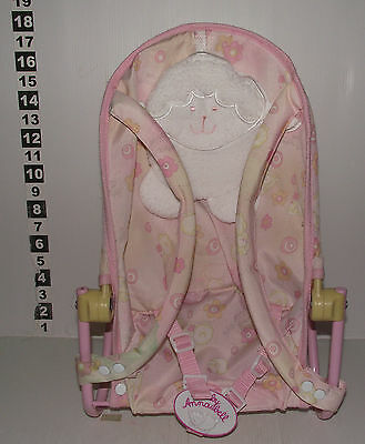 Baby Annabell Baby Rocker / Bouncer Chair For Doll