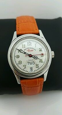 Vintage West end military automatic gents mens watch