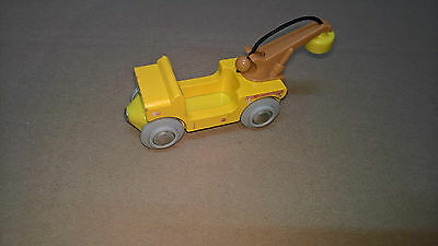 Richard Scarry Busytown Mr Fix-it's Tow Truck Brio 32517 Wooden Railway