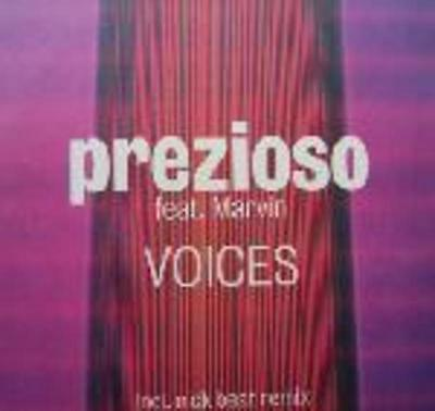 Prezioso Feat. Marvin Voices Vinyl Single 12inch NEAR MINT Stereophonic