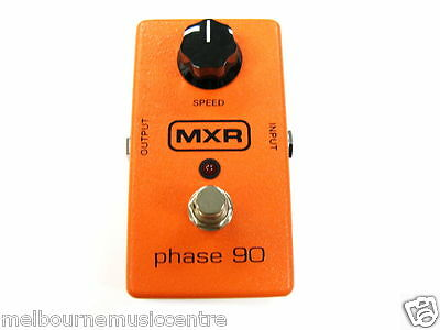 MXR PHASER PEDAL Spacey Swirls & Watery Warbles *Guitar/Bass/Keys/Vocals* NEW!