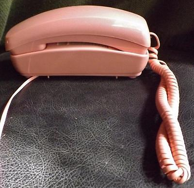 Vintage Pink Trimline Style Touch Tone Phone