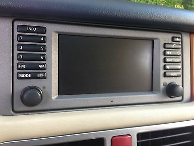 Display Screen Info GPS Range Rover L322 HSE 03-05