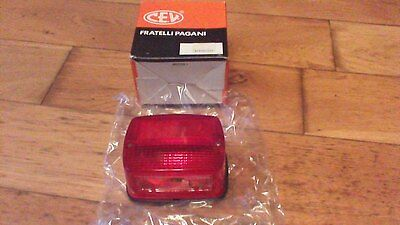 Cev Rear Motorcycle Light Fits Enfield Morini Bsa And Other Italian Bikes Part N