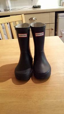 Hunter Wellies, Unisex Size 8 Great Condition