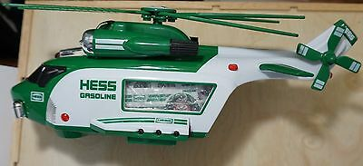 Hess 2012 Toy Helicopter And Rescue Vehicle  New In Box