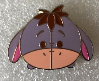 Disney Pin - Tsum Tsum Mystery Pin Pack - Eeyore from Winnie the Pooh & Friends