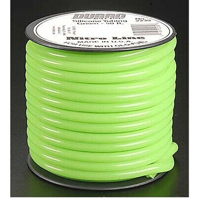 Dubro 2239 Nitro Line Green 50 feet Tubbing for glow powered Engines