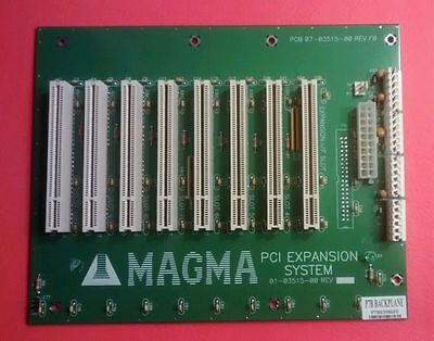 Magma PCI Expansion System board only WITH 1 Interface Card DIGIDESIGN Pro Tools