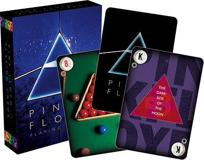 Pink Floyd Dark Side of the Moon Playing Card Deck Misc