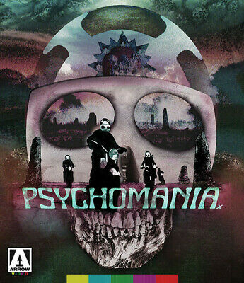 Psychomania (aka The Death Wheelers) [New Blu-ray] With DVD