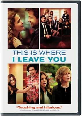 This Is Where I Leave You [New DVD] UV/HD Digital Copy, Dolby, Digital Theater