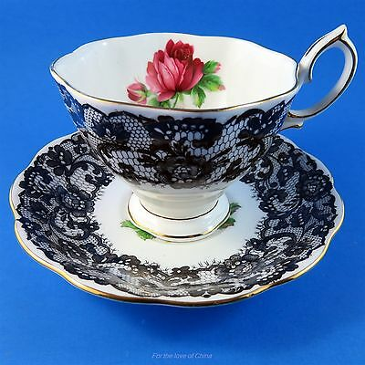 Rare Royal Albert Senorita Tea Cup and Saucer Set
