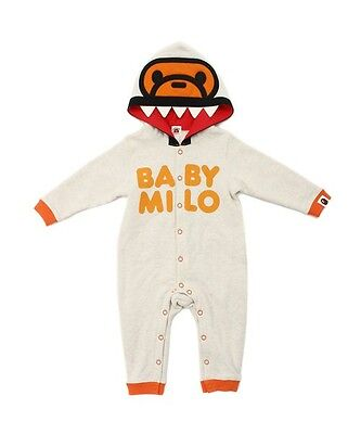 A Bathing Ape 2016Ss Baby Milo Coverall