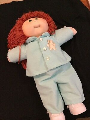 cabbage patch doll kids in original outfit 25th anniversary