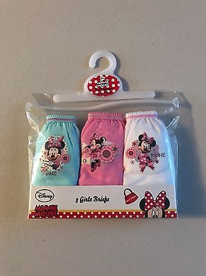 Girls Disney Minnie Mouse Pants Age 2/3