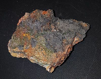 Olivenite Wheal Unity St Day Cornwall Uk Old Collection