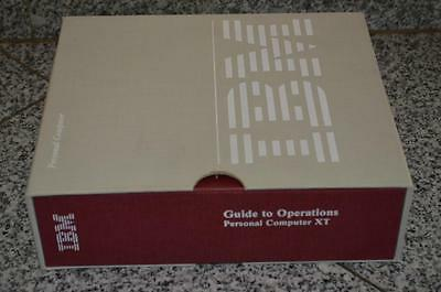 IBM Guide to Operations Personal Computer XT mit Diagnose Diskette