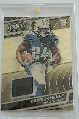 Derrick Henry Rookiecard Panini 2016 The National Patch 1 of 1 !!!!!
