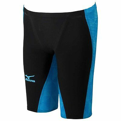 Mizuno Men's Swimsuit GX-SONIC III  FINA Official recognition N2MB6002 Blue/Red