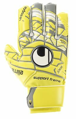 Uhlsport Torwarthandschuhe Kinder Fingerschutz Fingersave UNLIMITED SOFT SF