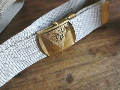 FFL,French Foreign Legion Etrangere -11 BP  2 REP- belt - size max xl