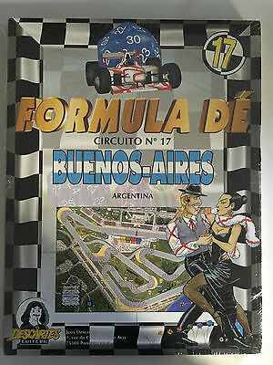Formula Dé / Formula De race circuits 17 and 18: Buenos Aires and Barcelona