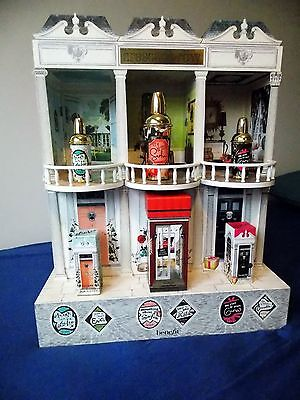 """WOW"" RARE Benefit '""Crescent Row"" Shop Display Stand for Perfumes"